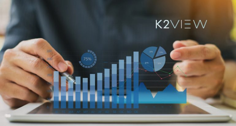 K2View Receives Patent for Fundamentally New Approach to Data Management