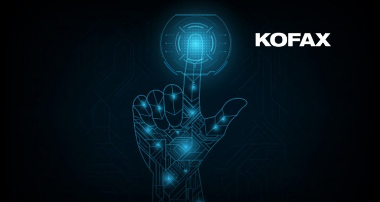 Kofax Establishes Leadership Position as the Only RPA Provider Delivering End-To-End Intelligent Automation