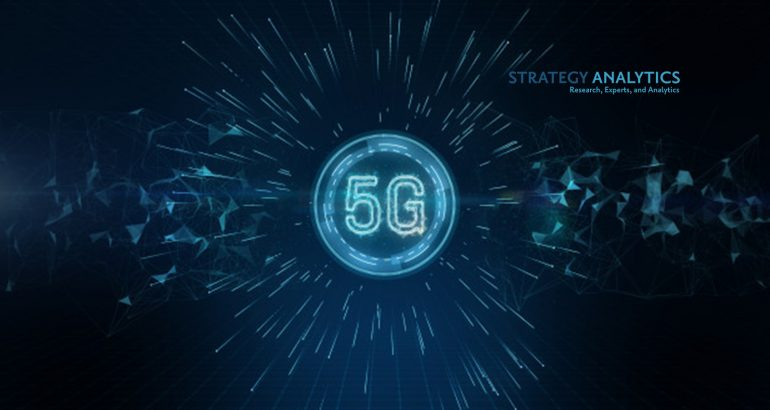 Operator 5G Plans Boosted by Strong Projections for 5G Computing Devices: Strategy Analytics