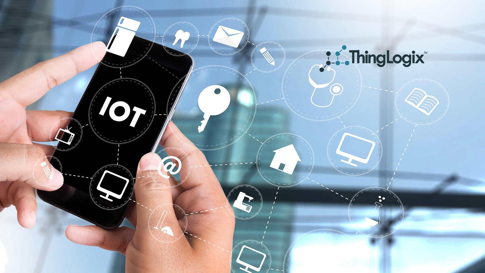 U-Blox Selects ThingLogix Foundry for Serverless IoT