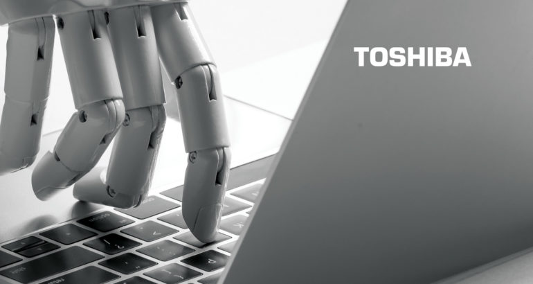 Toshiba's DE-Palletizer Robot with Image Recognition: A Helper for the Modern Logistics Industry