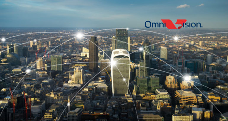 OmniVision Announces Image Sensor with Industry's Smallest BSI Global Shutter Pixel