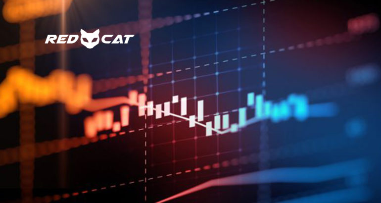 Red Cat Partners with Gochain for Blockchain-Based Drone Data Storage, Analytics, and Services Platform