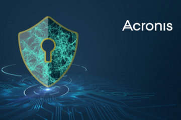 Acronis Launches Acronis Cyber Services Enabling Organizations to Bolster Their Cyber Protection
