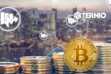 Ternio BlockCard Rated Top Crypto Debit Card by CryptoCurrencyCard.org