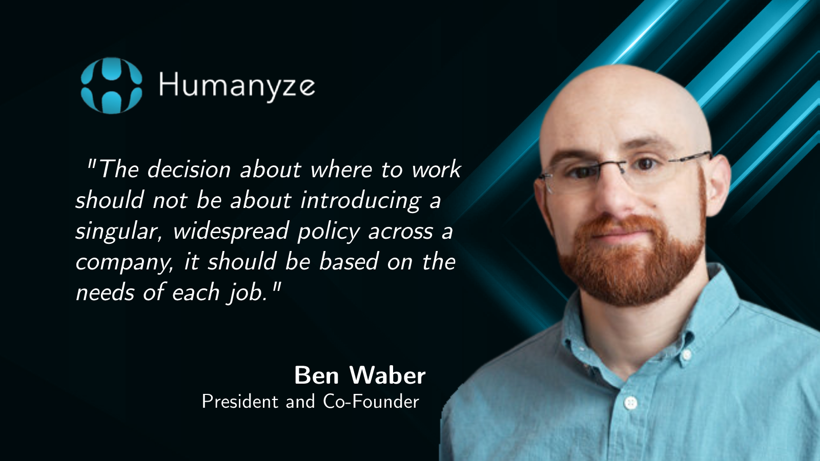 Crystal Gaze 2021: Predictions by Ben Waber, President at Humanyze