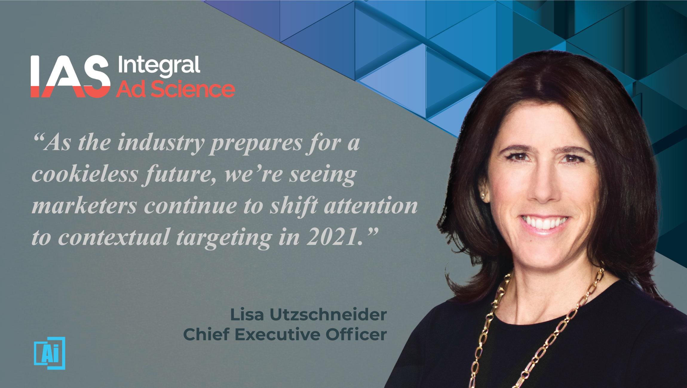 AiThority Interview with Lisa Utzschneider, CEO at IAS